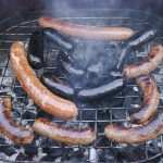sausages 150x150 Headache After Eating   Allergy Headache